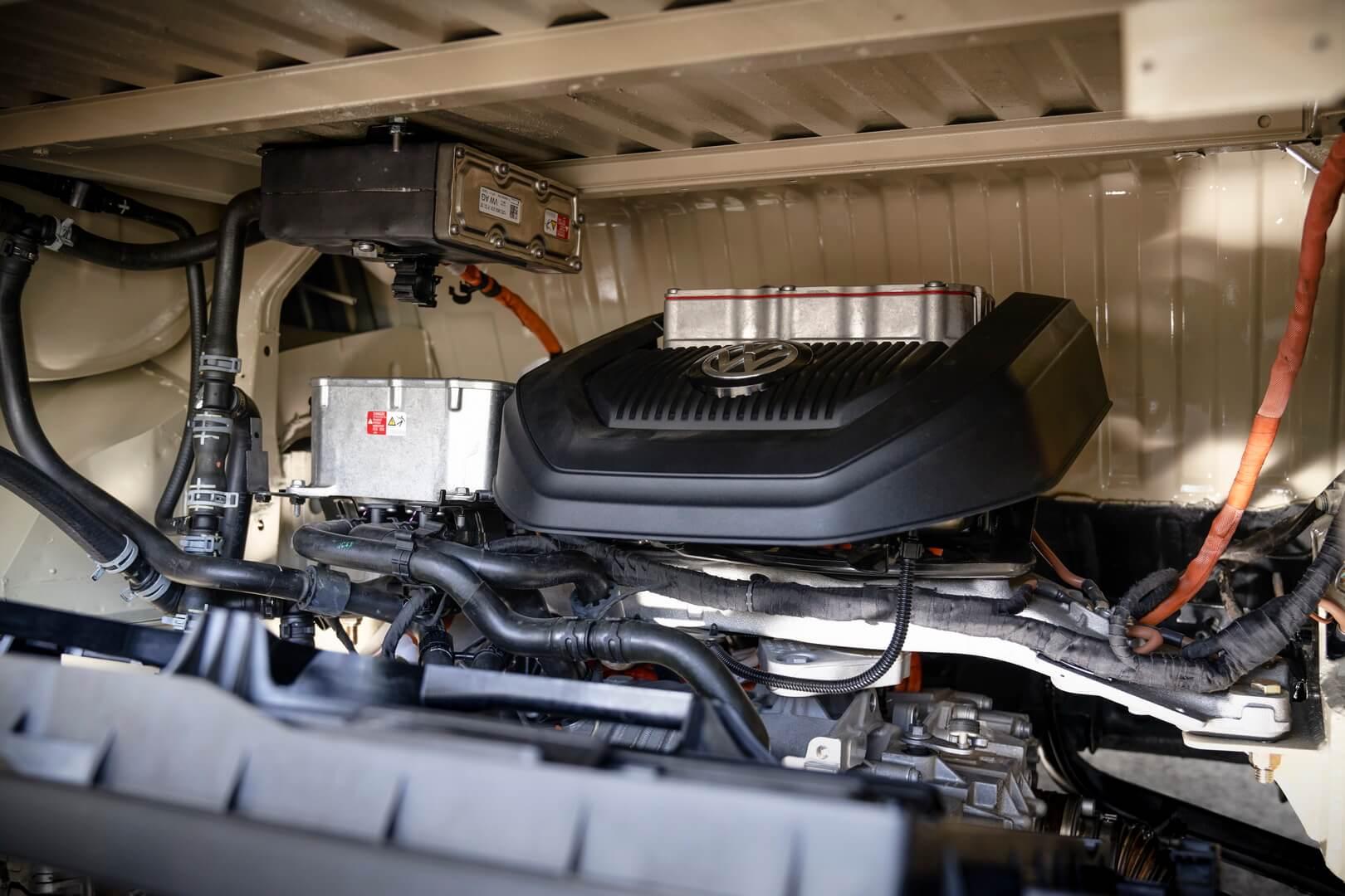 Электродвигатель от Volkswagen e-Golf