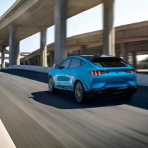 Фотография экоавто Ford Mustang Mach-E Select AWD - фото 23