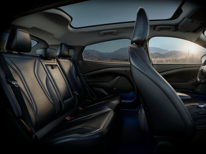 Фотография экоавто Ford Mustang Mach-E Select AWD - фото 42