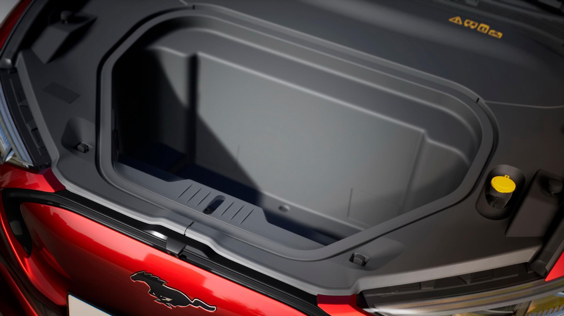 Фотография экоавто Ford Mustang Mach-E Select AWD - фото 51