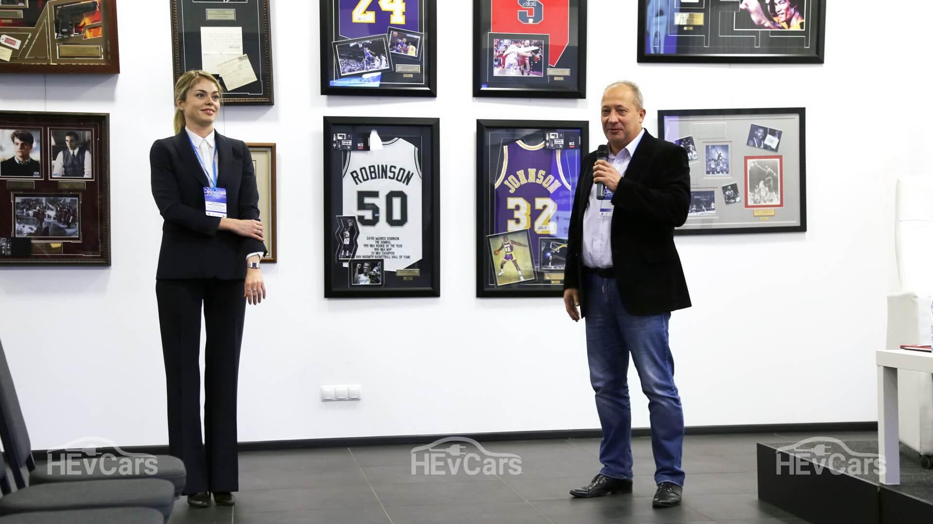 Марина Кытина и Cергей Крот
