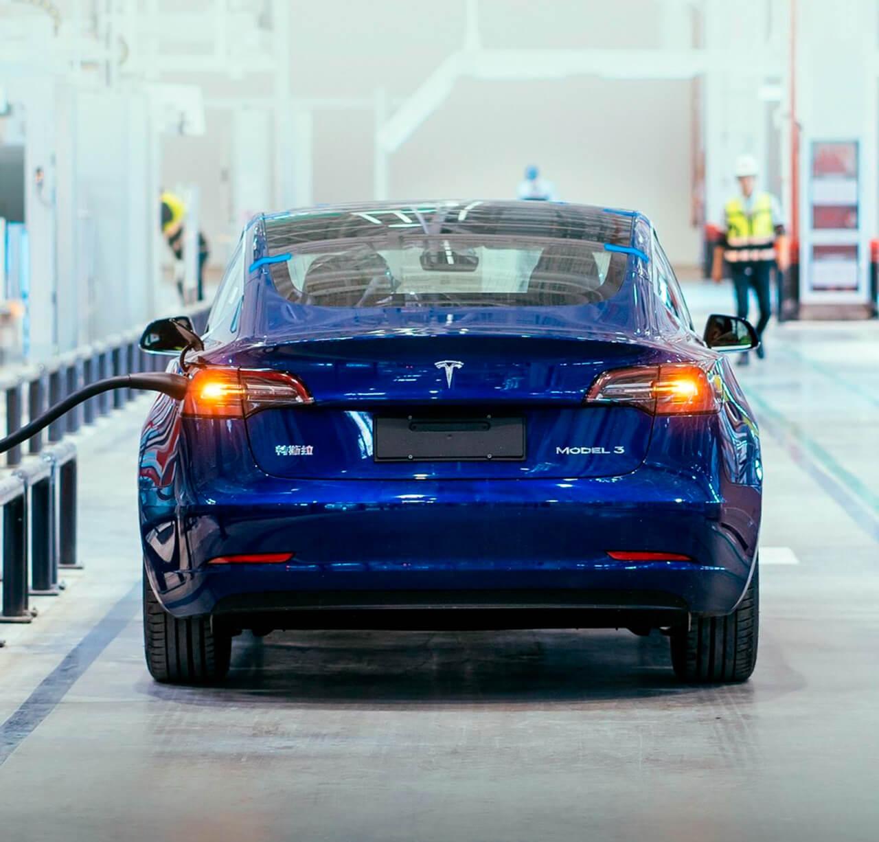 Tesla Model3 «Made inChina»
