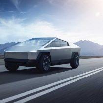 Фотография экоавто Tesla Cybertruck AWD (двухмоторный) - фото 7