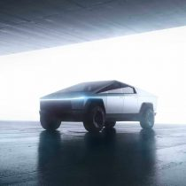 Фотография экоавто Tesla Cybertruck AWD (двухмоторный) - фото 11