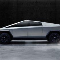 Фотография экоавто Tesla Cybertruck AWD (двухмоторный) - фото 2