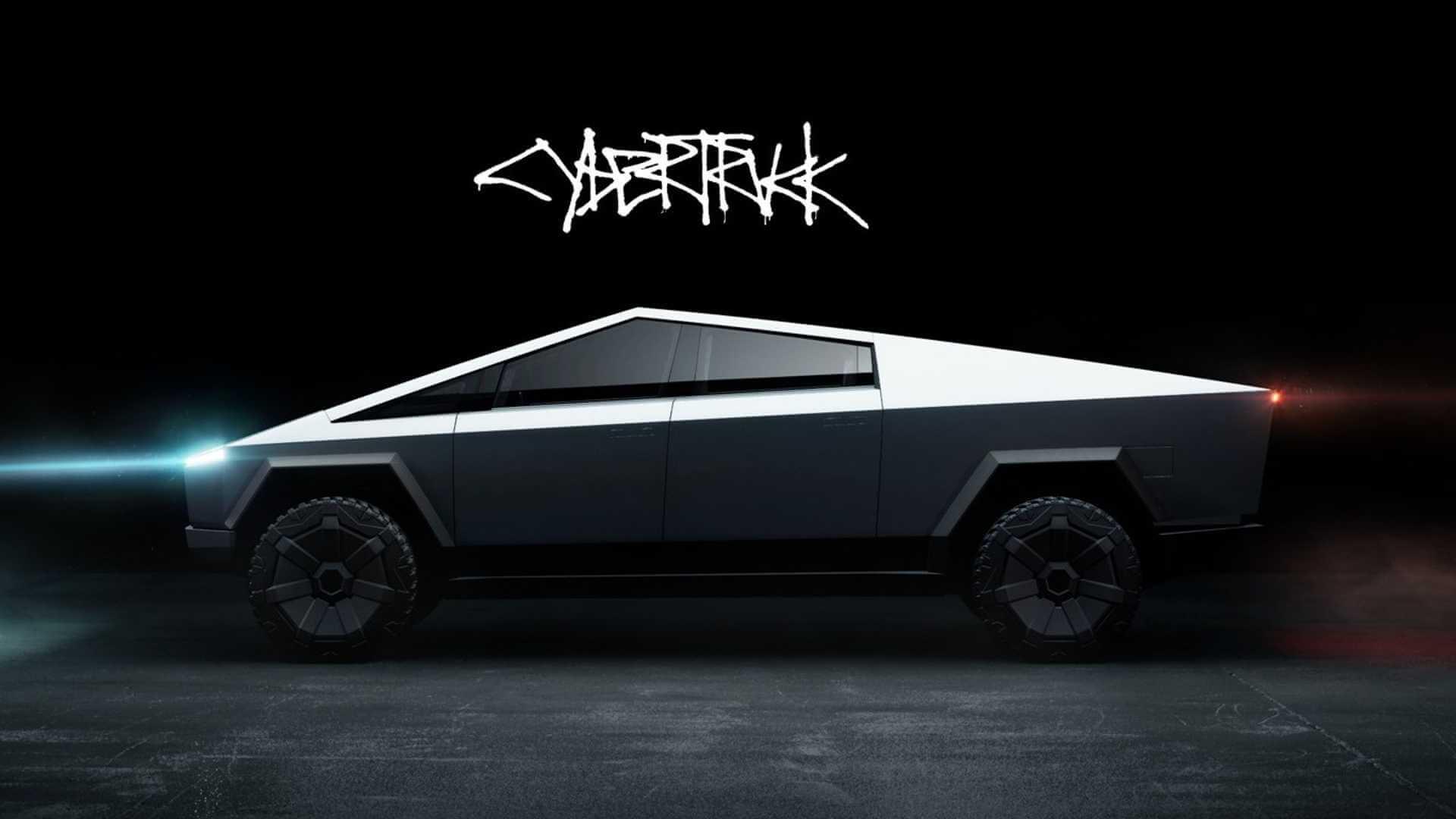 Фотография экоавто Tesla Cybertruck AWD (двухмоторный) - фото 8
