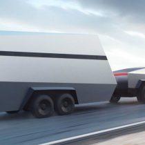 Фотография экоавто Tesla Cybertruck AWD (двухмоторный) - фото 18