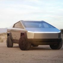 Фотография экоавто Tesla Cybertruck AWD (двухмоторный) - фото 6