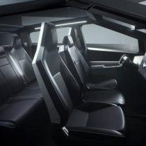 Фотография экоавто Tesla Cybertruck AWD (двухмоторный) - фото 21