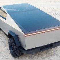 Фотография экоавто Tesla Cybertruck AWD (двухмоторный) - фото 12