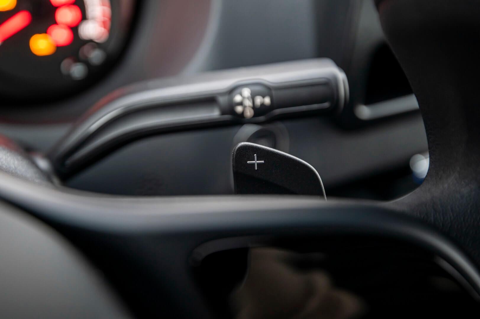 Рычаг переключения режимов вождения Mercedes-Benz eSprinter