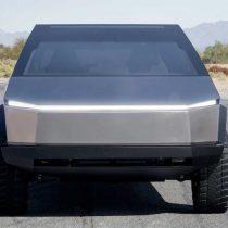 Фотография экоавто Tesla Cybertruck AWD (двухмоторный) - фото 13