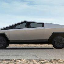 Фотография экоавто Tesla Cybertruck AWD (двухмоторный) - фото 3