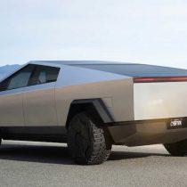 Фотография экоавто Tesla Cybertruck AWD (двухмоторный) - фото 14