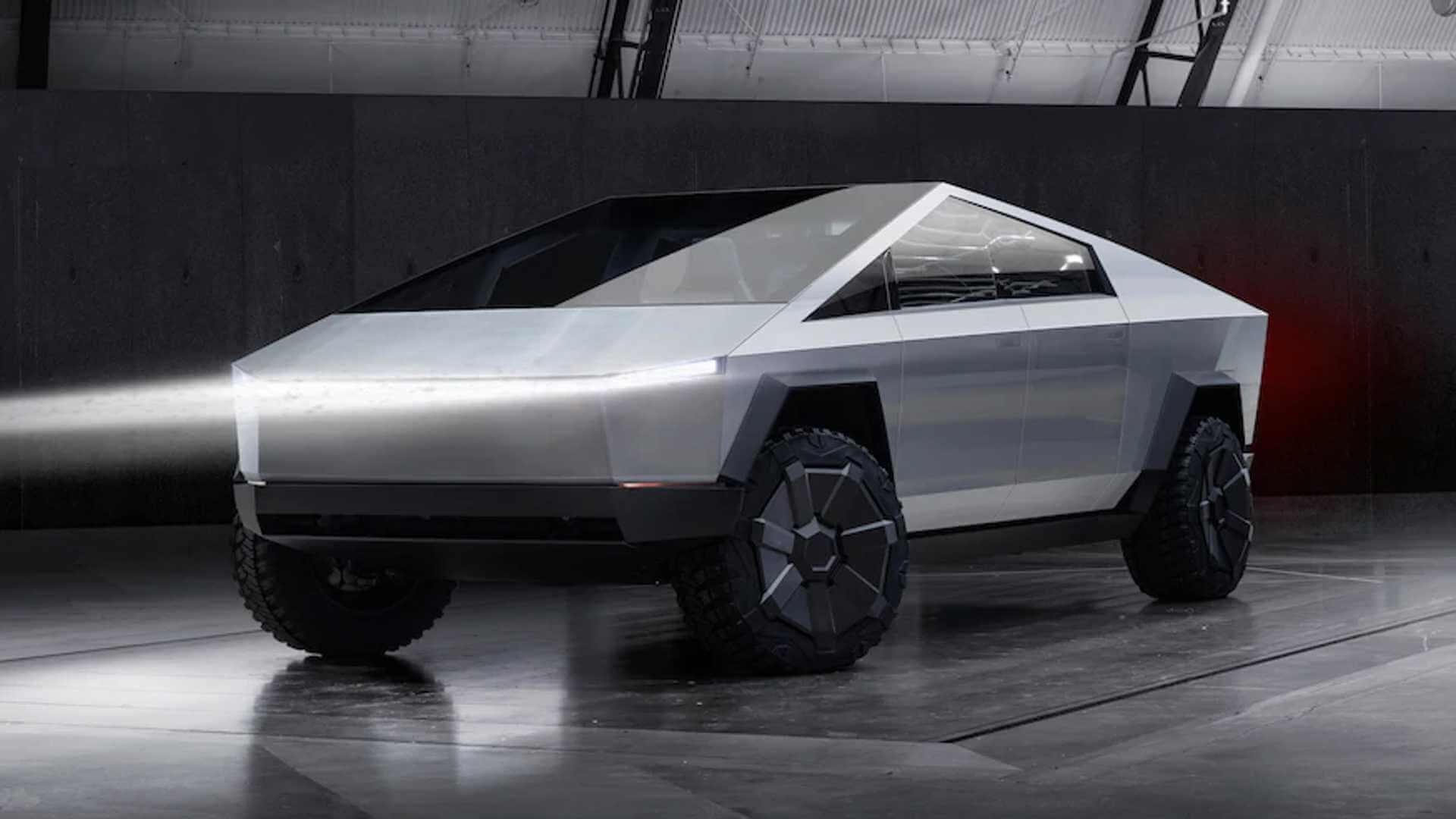 Фотография экоавто Tesla Cybertruck AWD (двухмоторный) - фото 9