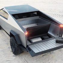Фотография экоавто Tesla Cybertruck AWD (двухмоторный) - фото 17