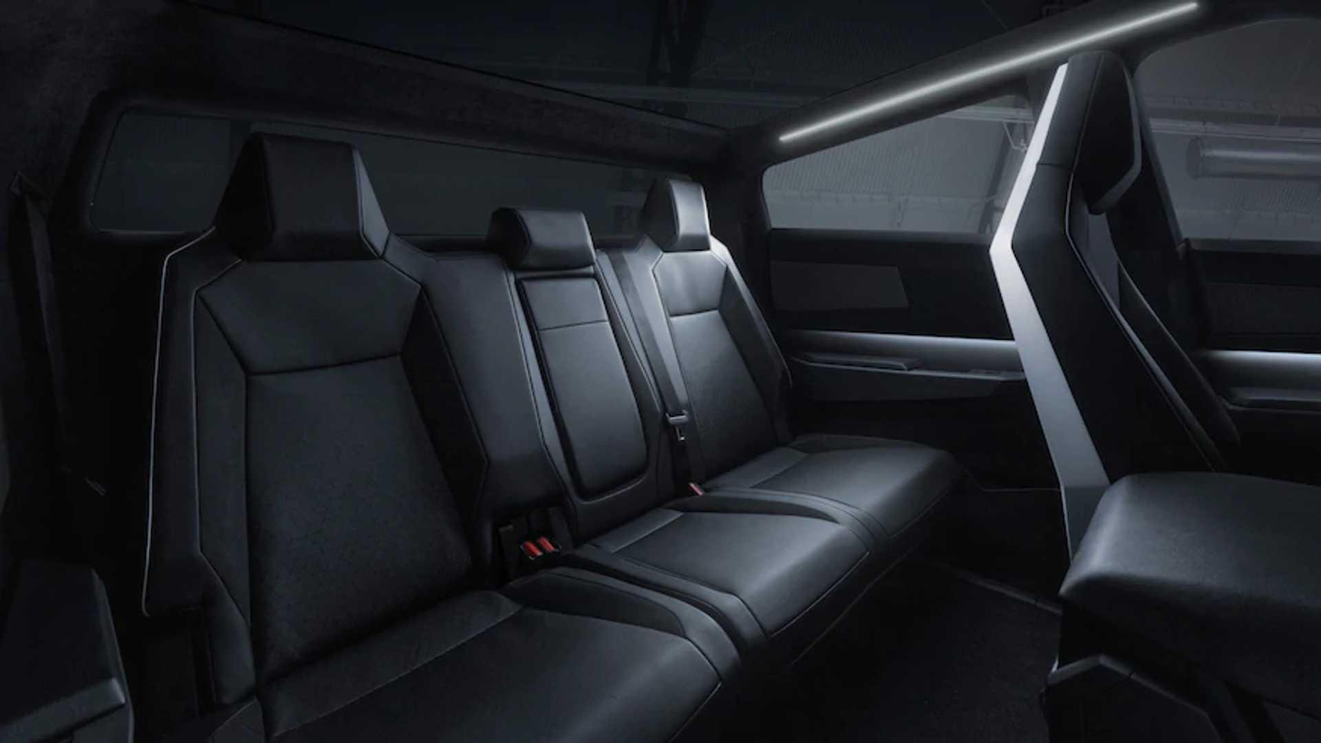 Фотография экоавто Tesla Cybertruck AWD (двухмоторный) - фото 23