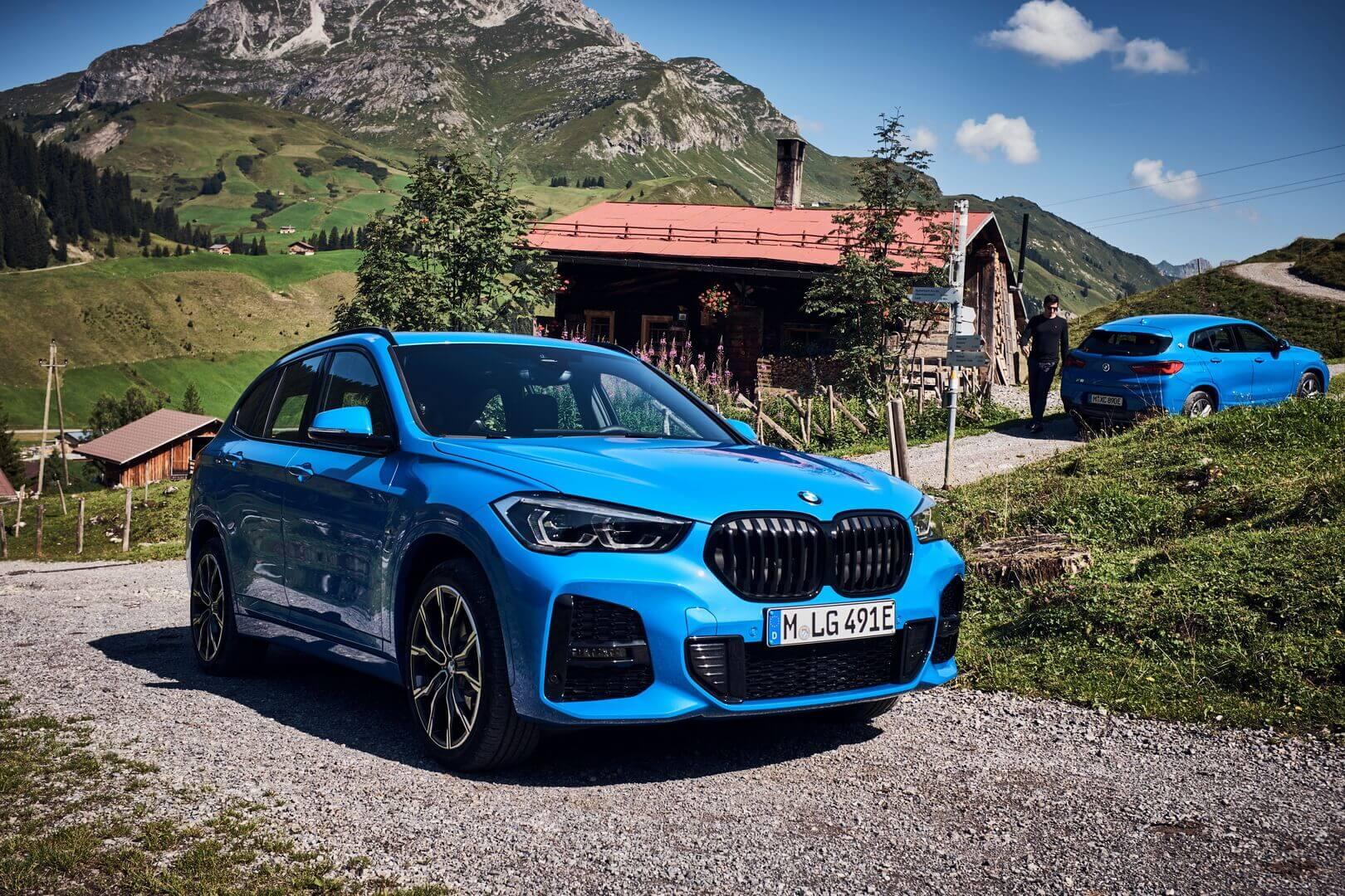 Плагин-гибрид BMW X1xDrive25e