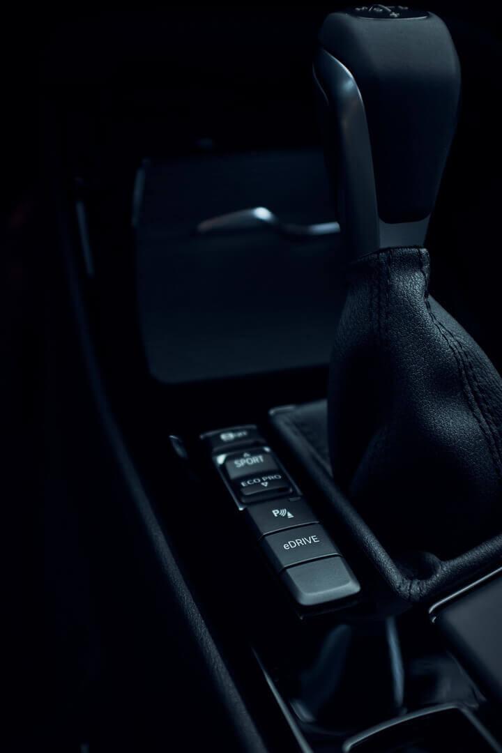 Режимы вождения в BMW X1 xDrive25e