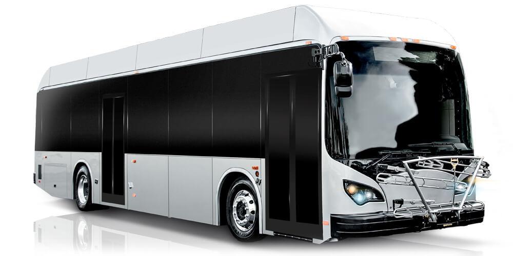 Электрический автобус BYD K9M