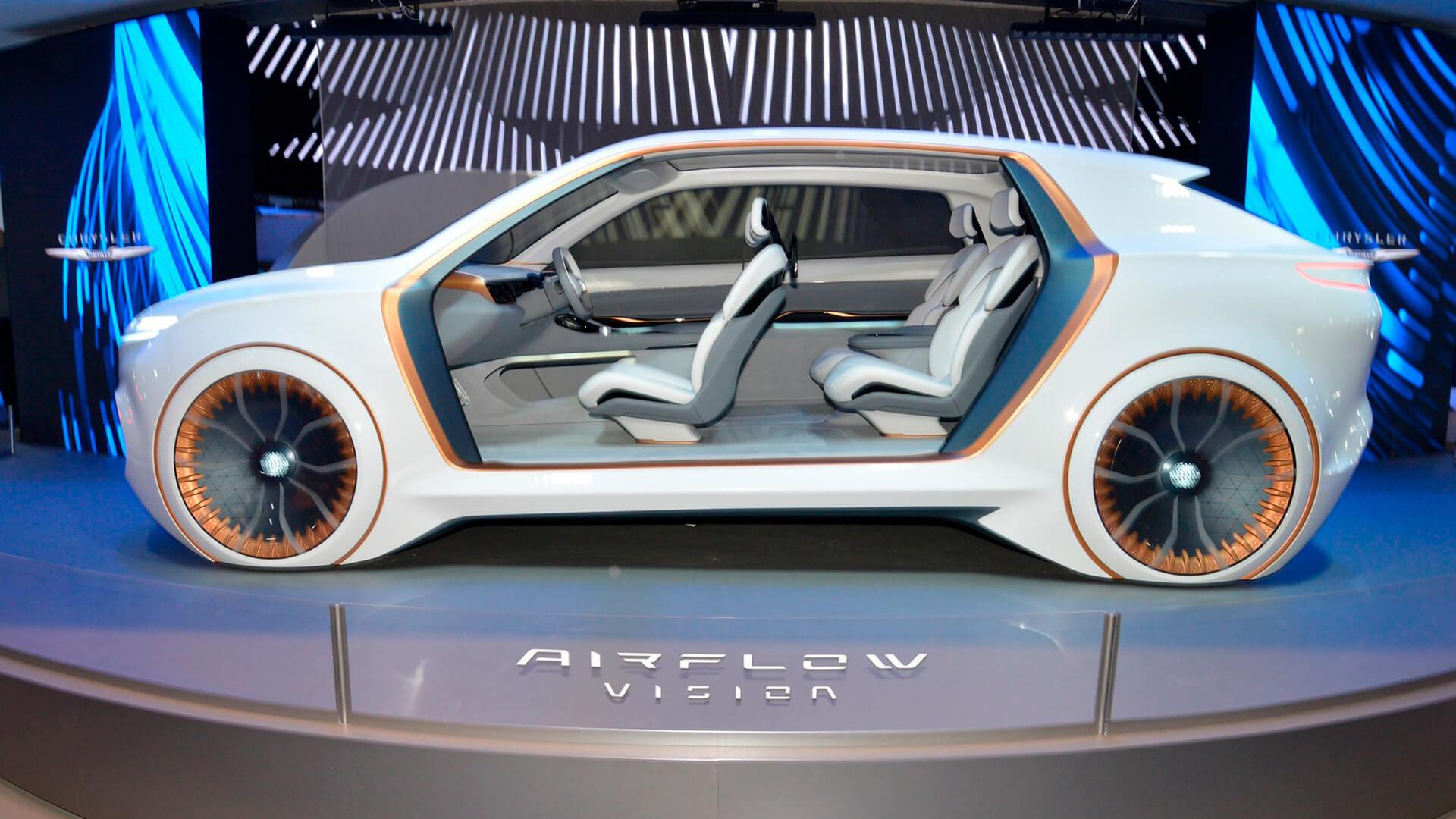 Концепция Chrysler Airflow Vision