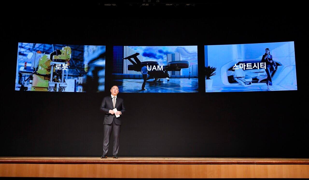 Ыйсан Чонг сказал, что Hyundai Motor Group инвестирует более $87 млрд в электрификацию
