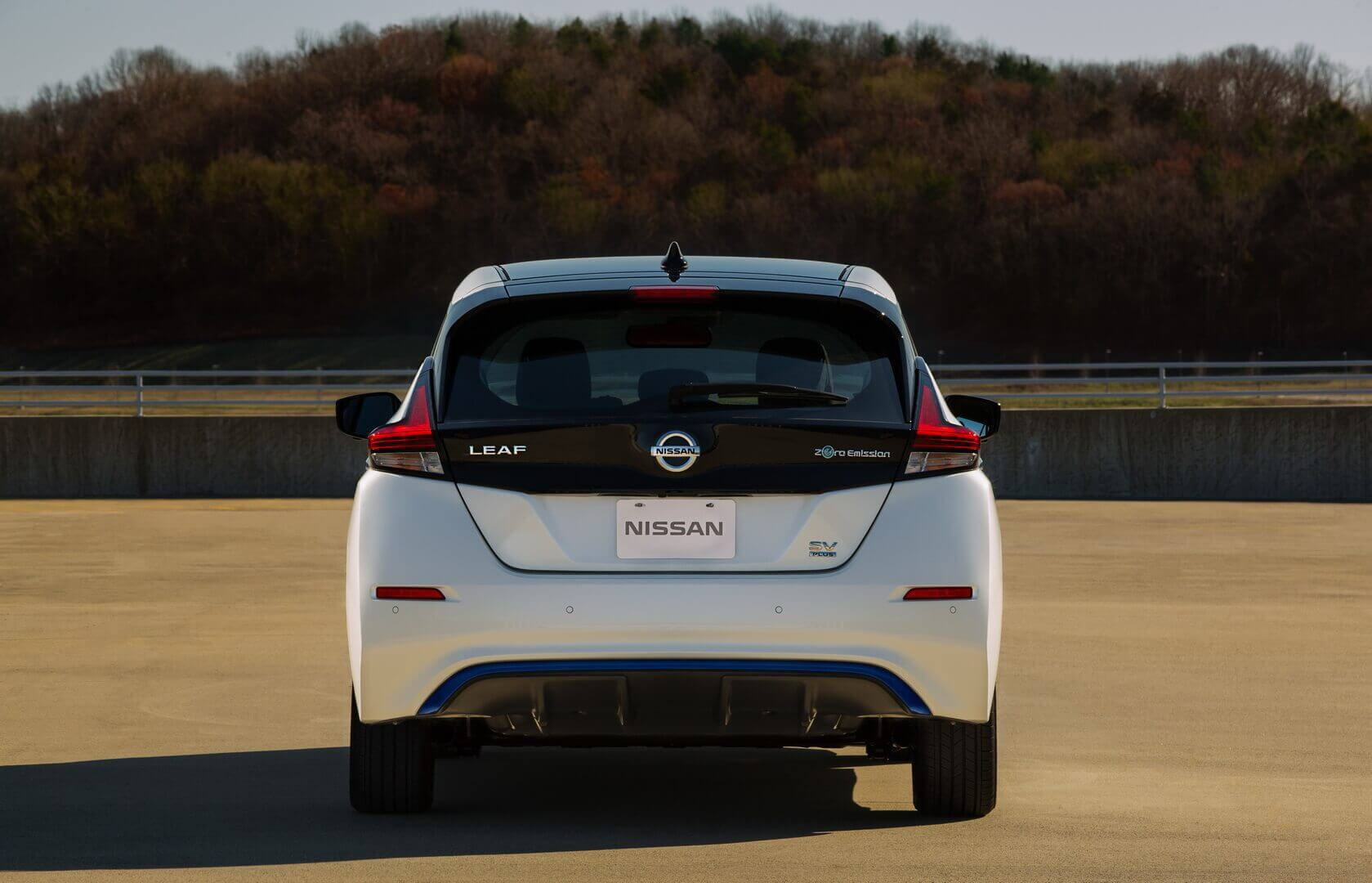Электромобиль Nissan Leaf e+