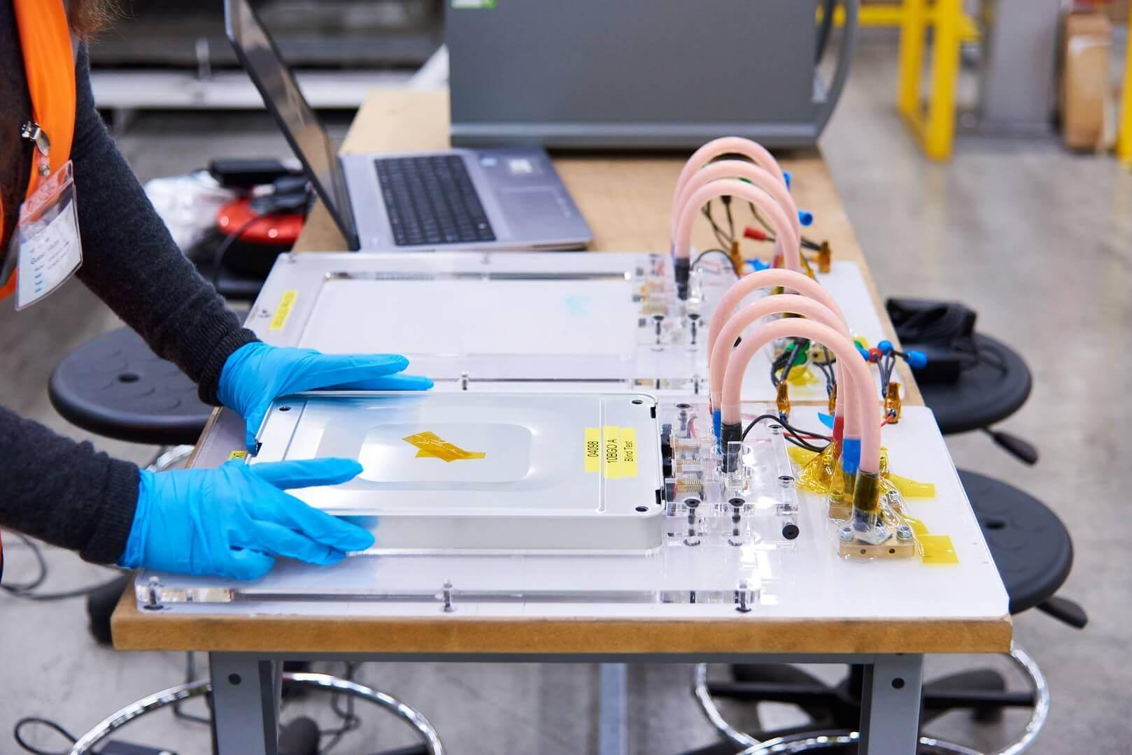 Создана технология быстрой оценки использованных батарей электромобилей