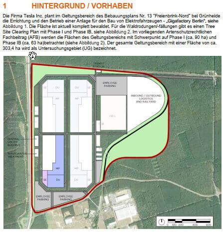 План Tesla Gigafactory 4