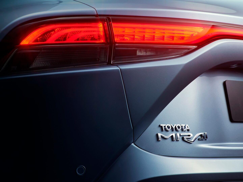 Toyota Mirai 2-го поколения