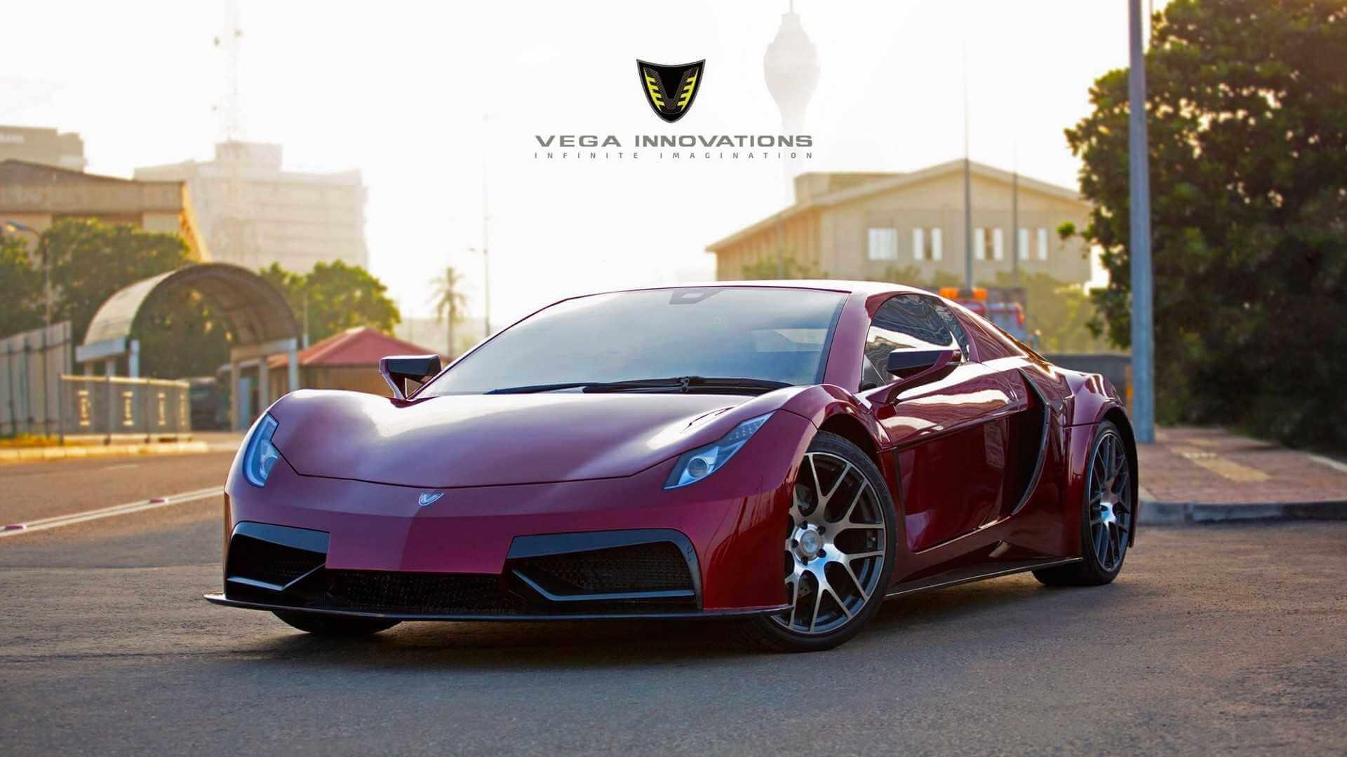 Компания со Шри-Ланки готовится представить суперкар Vega EVX