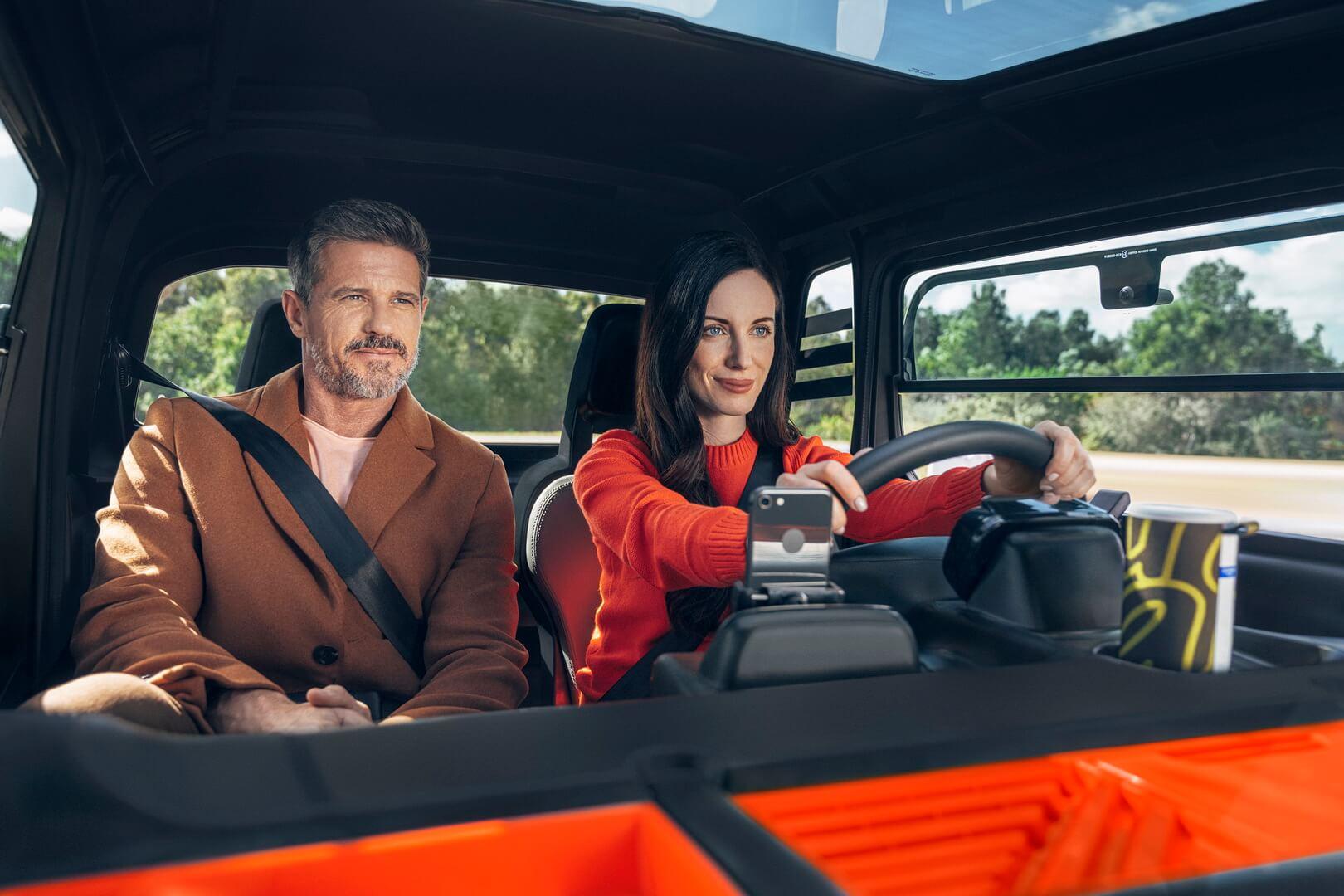 Citroën Ami можно арендовать через сервис Free2Move