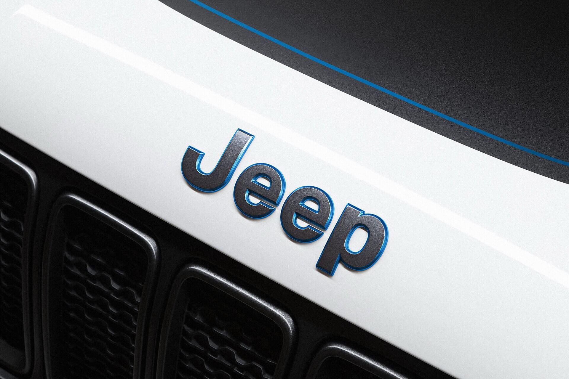 Фотография экоавто Jeep Renegade 4xe - фото 24