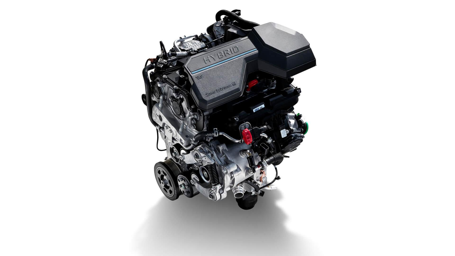 Двигатель 1.6 Turbo Hybrid Kia Sorento