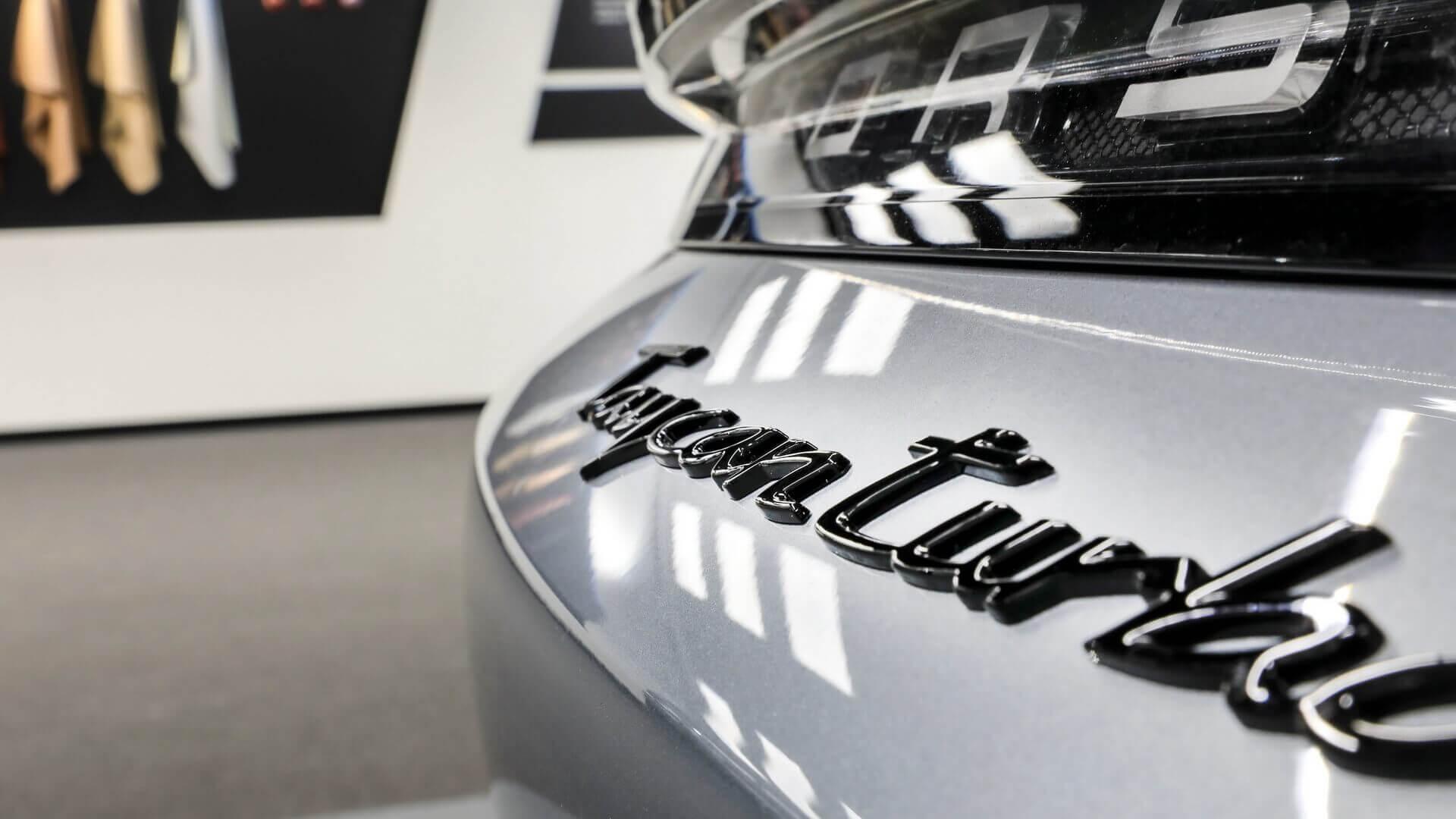 Эксклюзивный Porsche Taycan