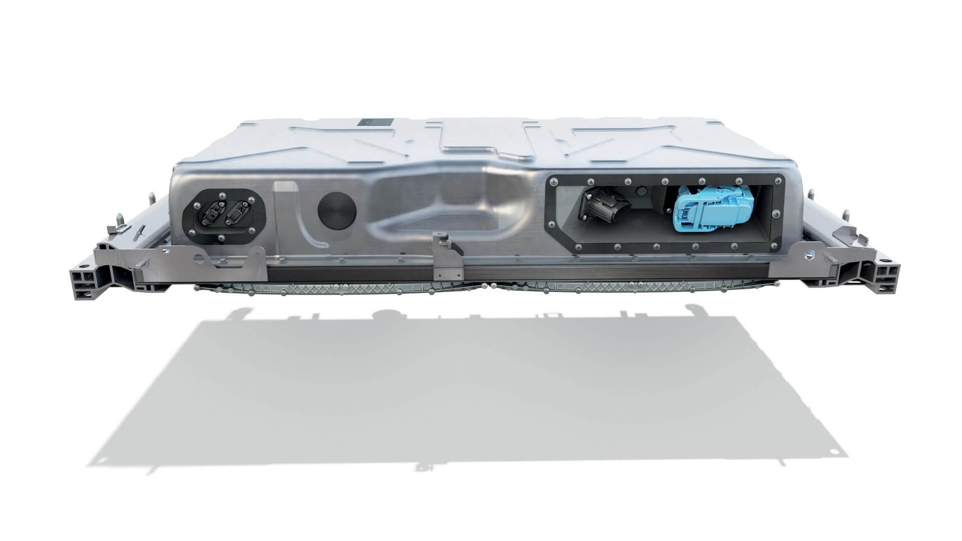 Аккумуляторная батарея от LG Chem с жидкостным охлаждением