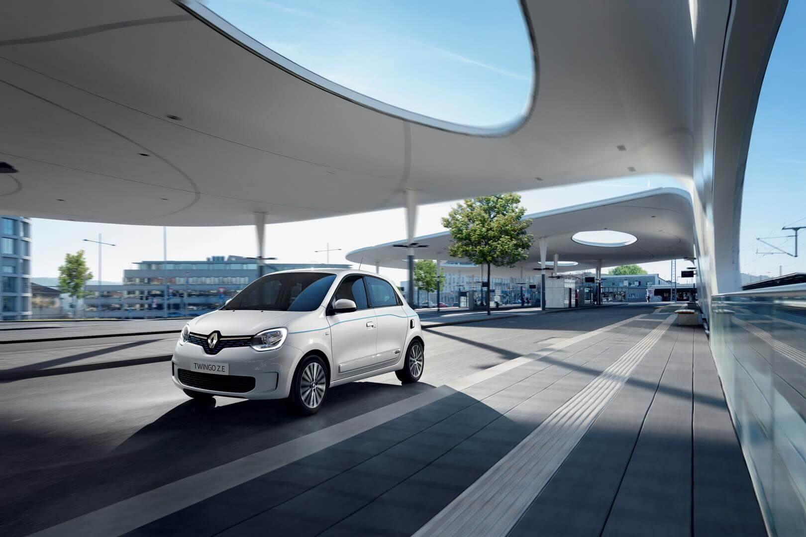 Фотография экоавто Renault Twingo Z.E. - фото 11