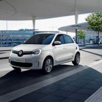 Фотография экоавто Renault Twingo Z.E.