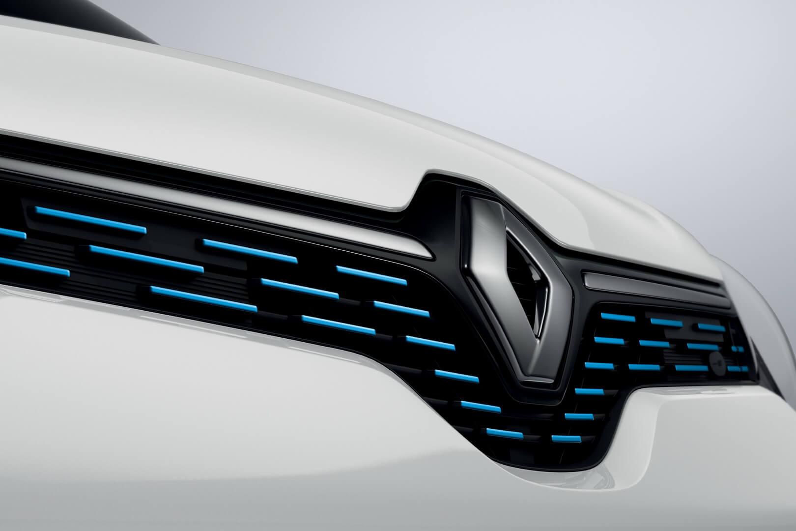 Фотография экоавто Renault Twingo Z.E. - фото 10