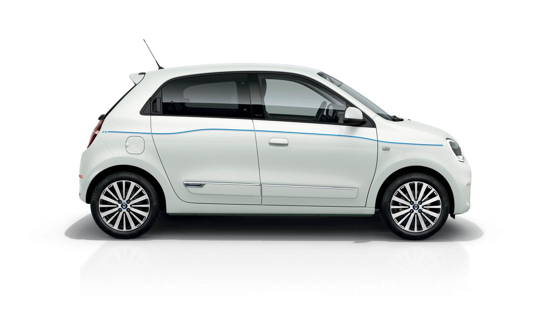 Электрический ситикар Renault Twingo
