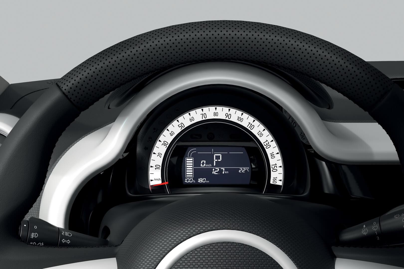 Фотография экоавто Renault Twingo Z.E. - фото 24