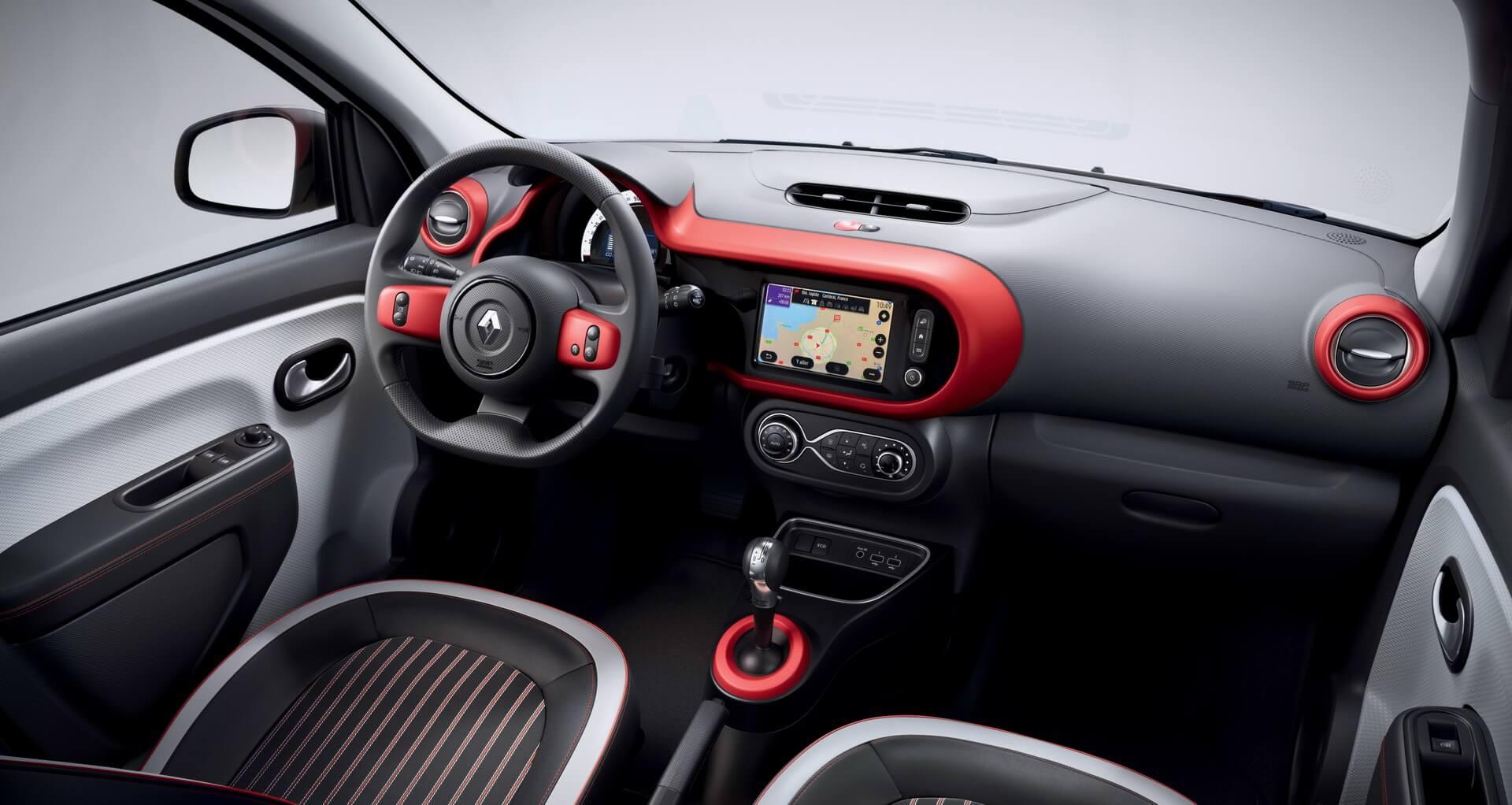 Фотография экоавто Renault Twingo Z.E. - фото 18