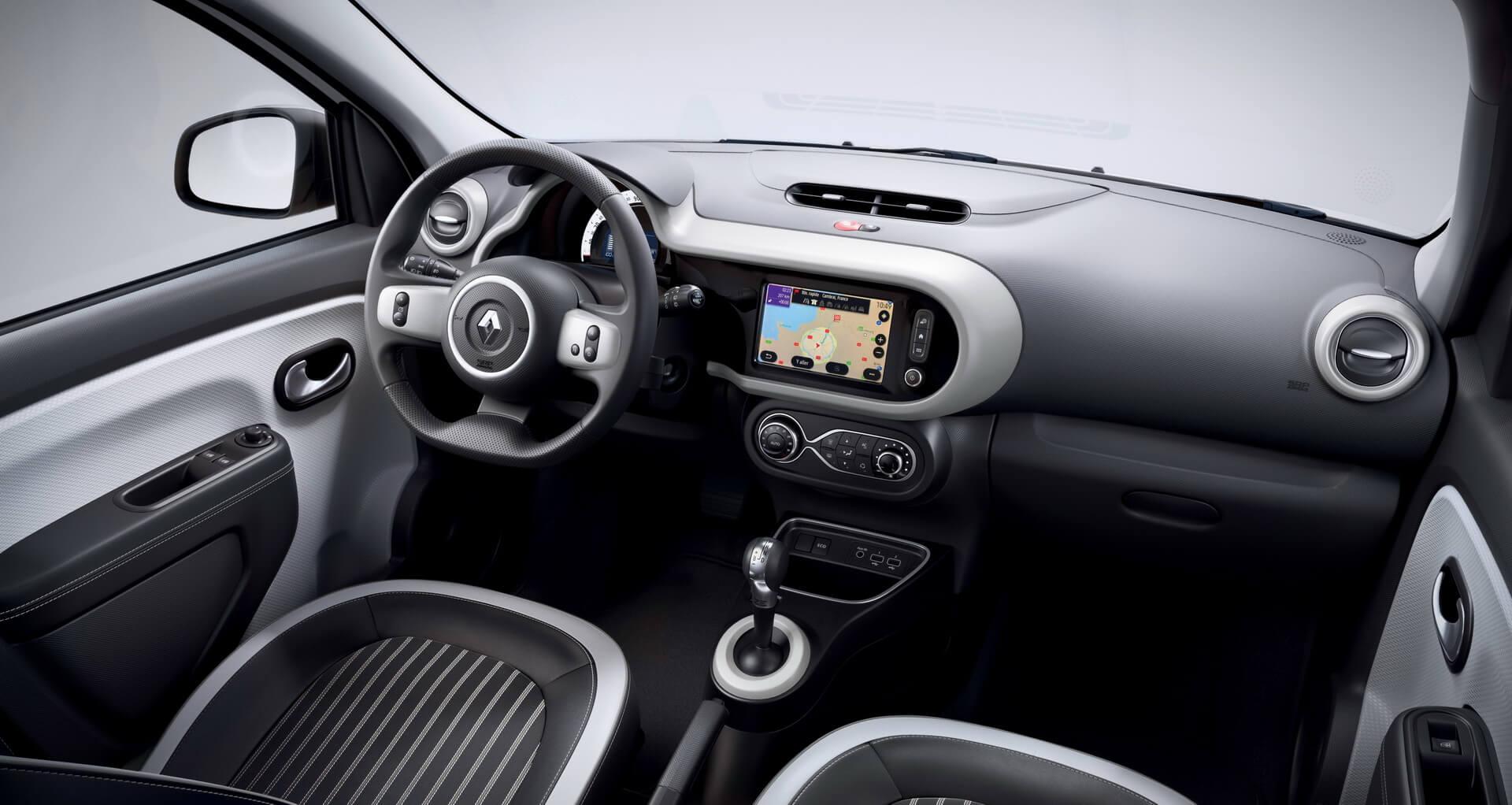Фотография экоавто Renault Twingo Z.E. - фото 17