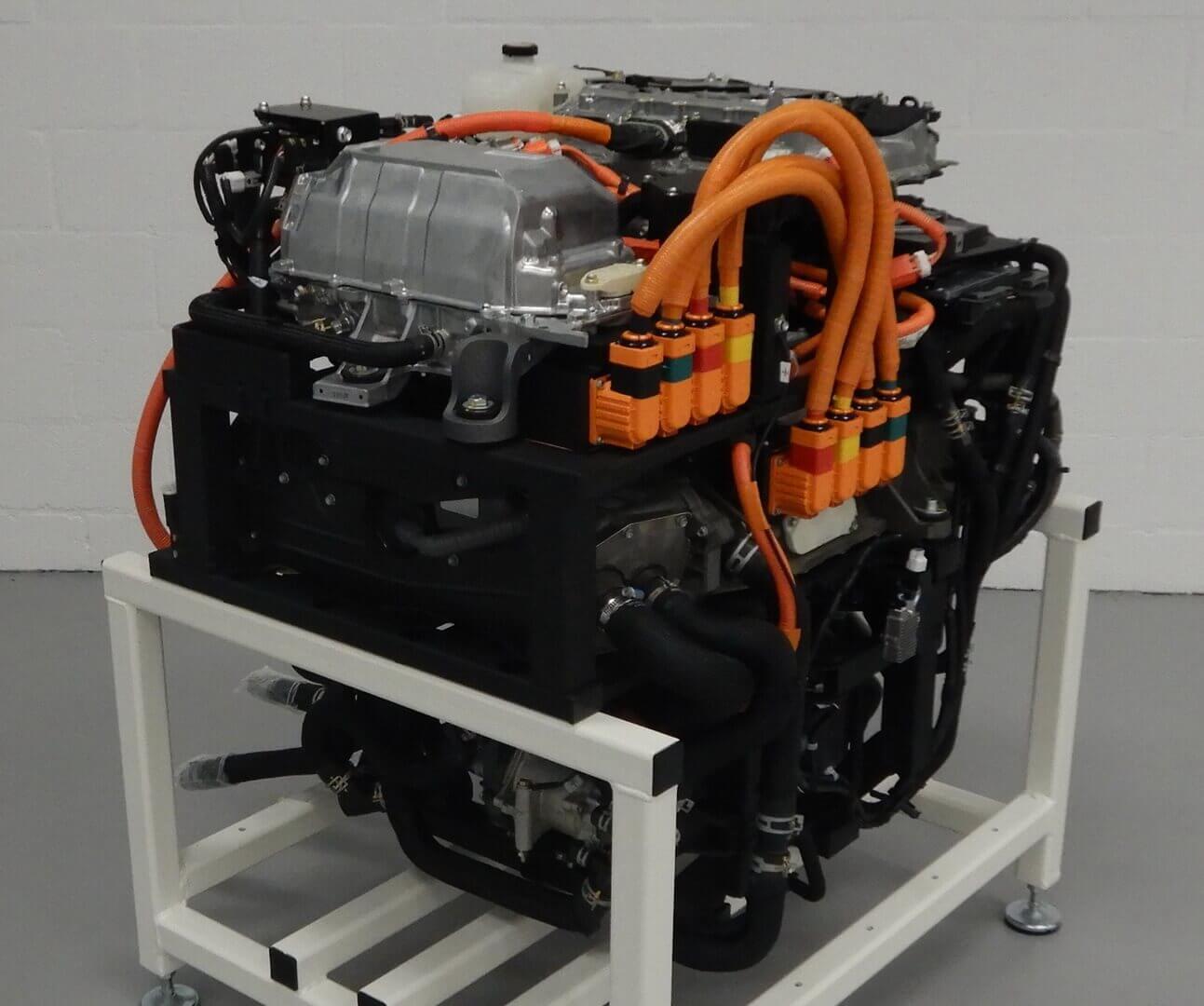 Модуль топливных элементов Toyota