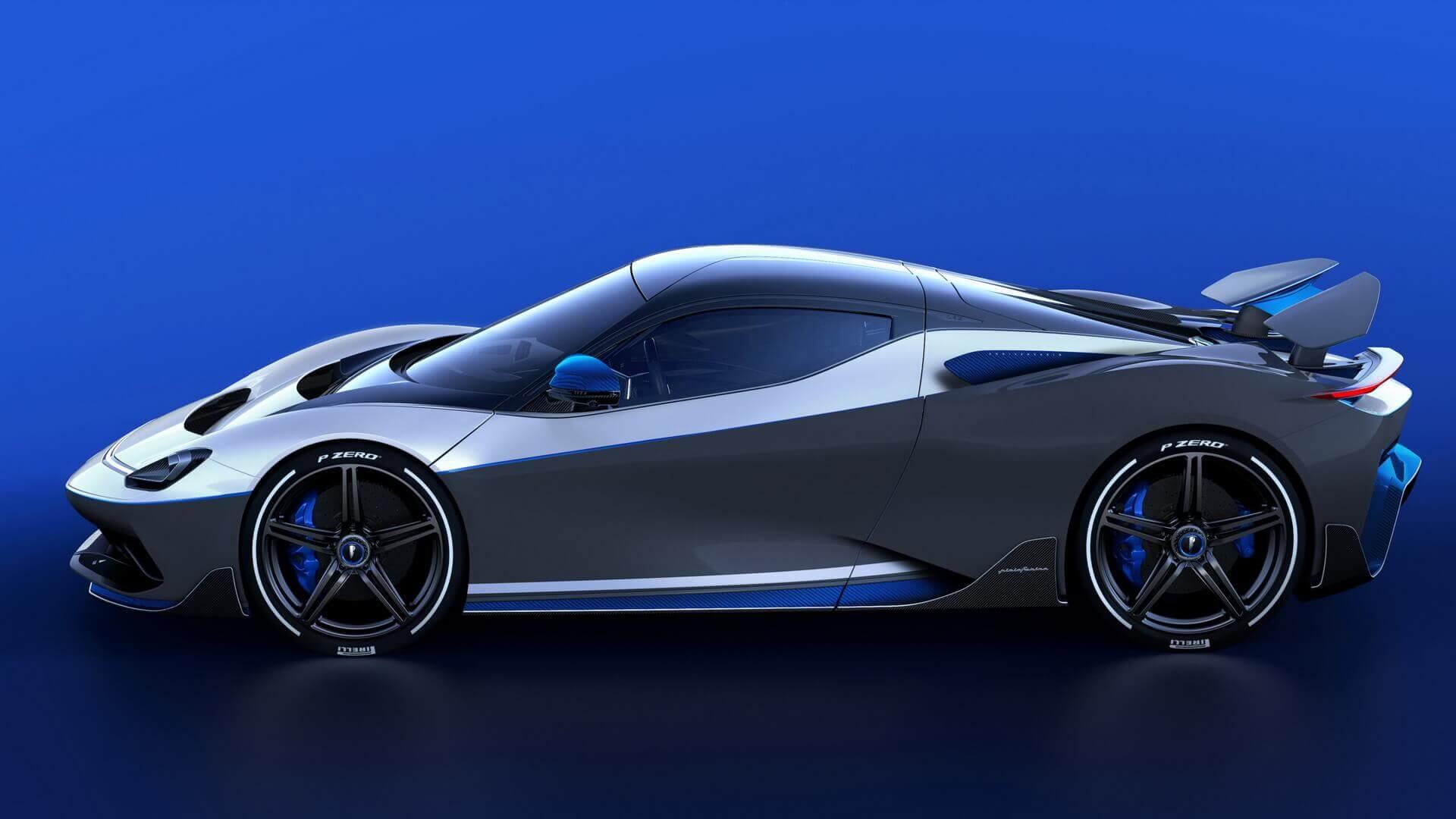 Automobili Pininfarina выпускает коллекционное издание суперкара Battista