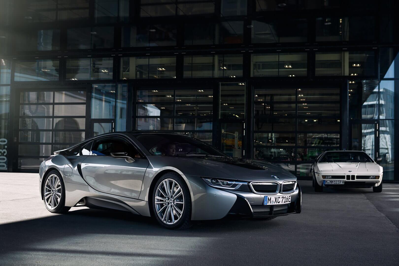 Производство BMW i8 завершится в апреле 2020 года