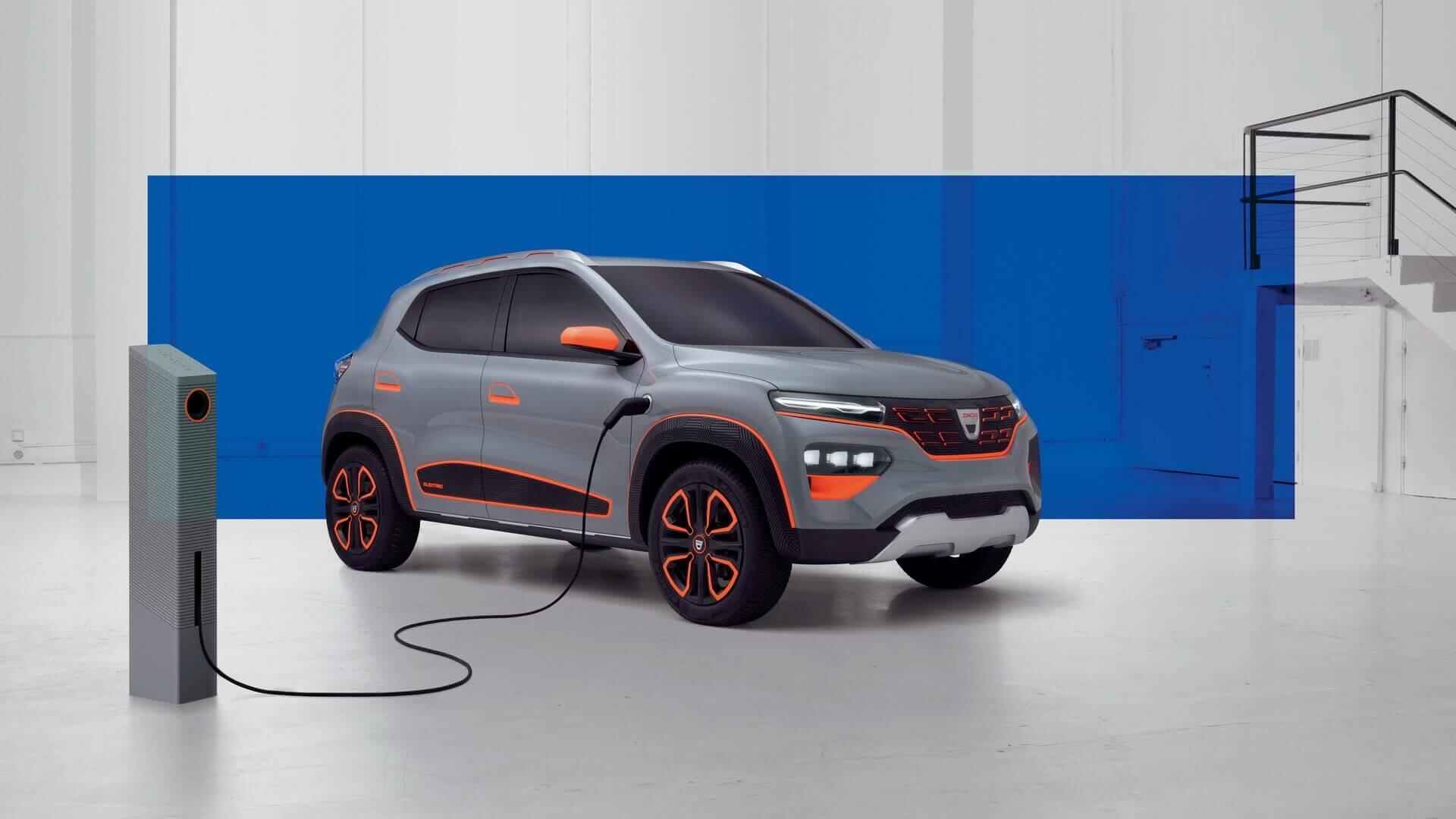 Бюджетный электрокар от Renault с запасом хода 200 км