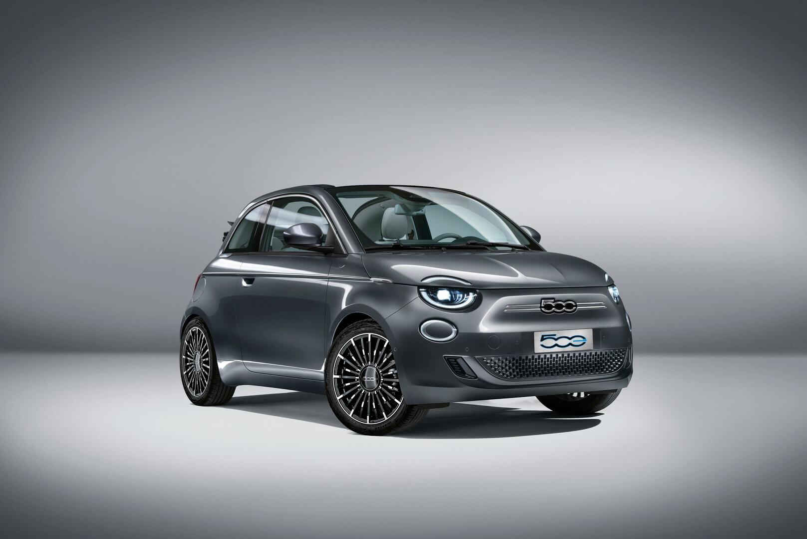 FCA представляет новый Fiat 500 в эксклюзивной версии «La Prima»