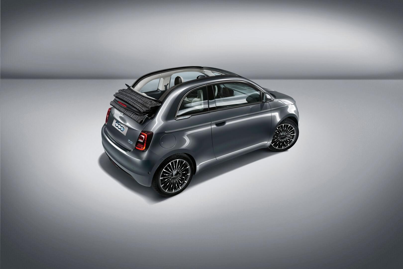Новый Fiat 500 вполне заслуживает на культовое признание