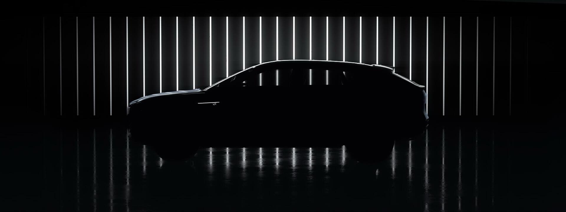 General Motors представила тизер электрического кроссовера Cadillac Lyriq